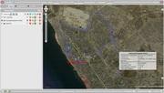 Спутниковый GPS-мониторинг за транспортом.