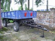 Прицеп самосвальный тракторный 2ПТС-4.5У