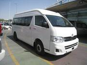 Toyota Hiace model 2012