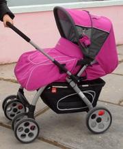 Продам коляску для девочки зима-лето