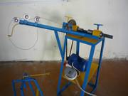 Новый станок для производства рабицы,  с доставкой в Актау.
