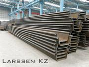Шпунтовые сваи - Larssen 605 (в наличии)