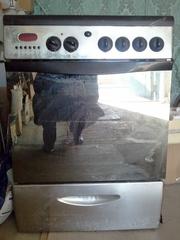 Продам газовую плиту MORA (Чехия) б/у,  использовалась редко. 20000 тг.