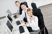 Офисная  деятельность для энергичных людей