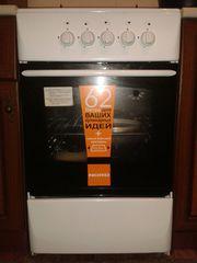 газовая плита NORD ПГ4 100-3А  белый.