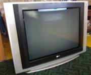 Срочно! Телевизор с плоским экраном марки LG 29FS2AL-ZG