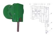 Долбёжная головка ГД-1,  для фрез станков,  для долбежных операций