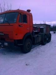 Камаз 54115 тягач 2007 г.в. 660 т.рублей