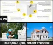 Автоклавные газоблоки паз-гребень – БЫСТРО,  ДОСТУПНО,  КАЧЕСТВЕННО!