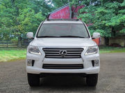 2013 Lexus Lx 570 (GCC SPECS ) 4WD FOR SALE