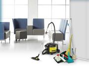 услуги по уборке квартир и офисных помещений.