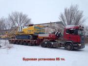 Грузоперевозки негабаритных грузов по территории РК,  СНГ,  КНР.