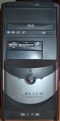 Компьютер+монитор BenQ FP72E + колонки + Web-камера+наушники за 60000т