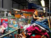 Рабочий на Сортировку Одежды в Польшу
