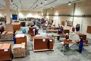 Рабочий на Фабрику Мебели в Польшу