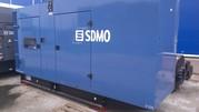 Электростанция SDMO V375C2 в капоте