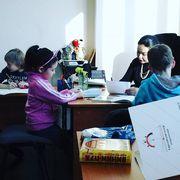Требуется педагог  русского и казахского языка!