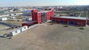 Производственная база с бизнесом строительных работ 1-ой категории.