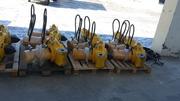 Оборудование для срубки буронабивных свай 620-1500 мм