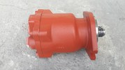 Гидромотор поворота стрелы на Unic 330